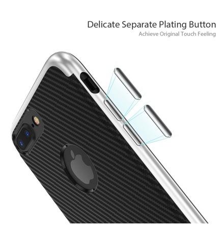 Stilrent skal till Galaxy S8 plus från FLOVEME's (CARBON-serie)