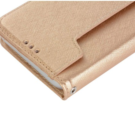iPhone XR - Stilrent Praktiskt (DOVE) Plånboksfodral