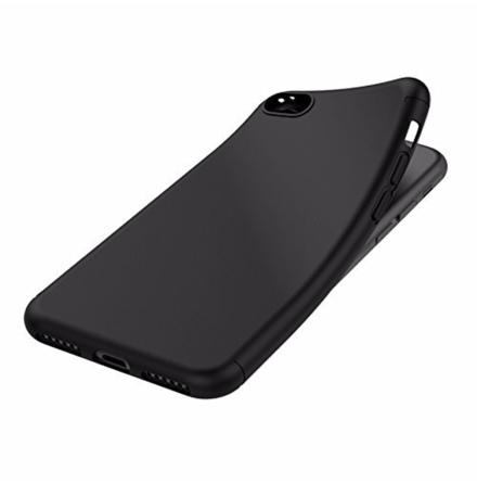 iPhone 7 - Stilrent Mattbehandlat Silikonskal