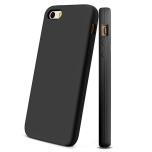 iPhone 5/5S/5SE - Stilrent Mattbehandlat (NILLKIN) Silikonskal