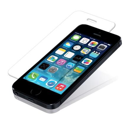 iPhone 5/5C/5S/5SE - Pansarglas i härdat glas