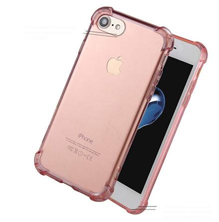 iPhone 8 - Skyddsskal (Tjocka Hörn) Silikon FLOVEME