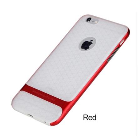 iPhone 6/6S PLUS - Stilrent HYBRID-Stötdämpande skal från ROCK