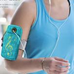 Universal Armbandsväska Hörlursingång Sport Fitness