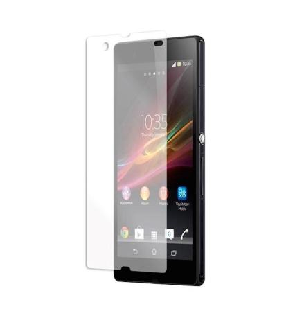 Sony Xperia Z1 - Skärmskydd av härdat glas (Pansarglas)