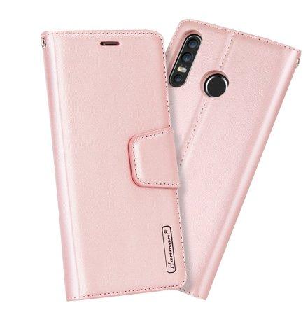 Huawei P30 Lite - Elegant Smart Plånboksfodral (HANMAN)