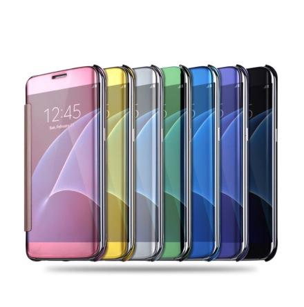 Samsung S8+ - LEMANS SmartTouch Fodral (Auto-sleep)