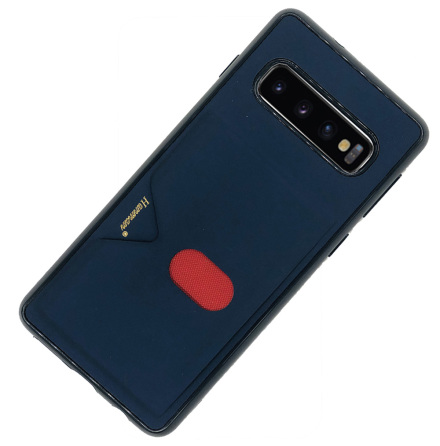 Samsung Galaxy S10 Plus - Praktiskt Stilsäkert Skal (HANMAN)