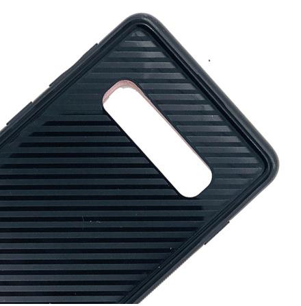 Samsung Galaxy S10 - Praktiskt Stilrent (HANMAN) Skal