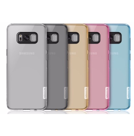 Stilrent Skal från NILLKIN till Samsung Galaxy S8
