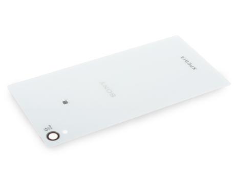 Sony Xperia Z1 - Batterilucka/Baksida (Vit)