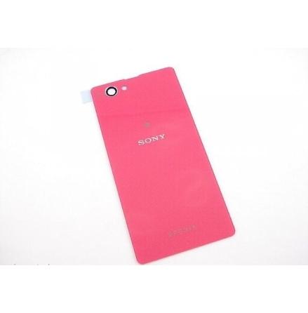 Sony Xperia Z1 Compact - Batterilucka/Baksida (Rosa)