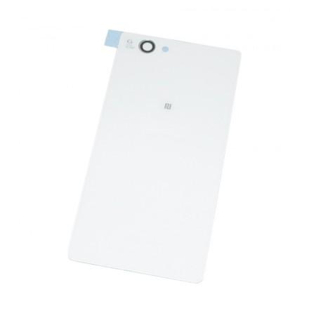 Sony Xperia Z1 Compact - Batterilucka/Baksida (Vit)