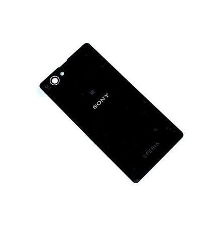 Sony Xperia Z1 Compact - Batterilucka/Baksida (Svart)