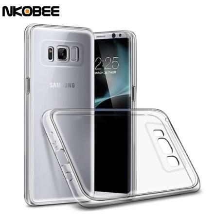 Samsung Galaxy S8+ - Skyddsskal från NKOBEE