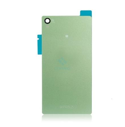 Sony Xperia Z3 - Batterilucka/Baksida (Grön)
