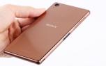 Sony Xperia Z3 - Batterilucka/Baksida (Koppar)