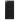 Sony Xperia Z3 - Batterilucka/Baksida (Svart)