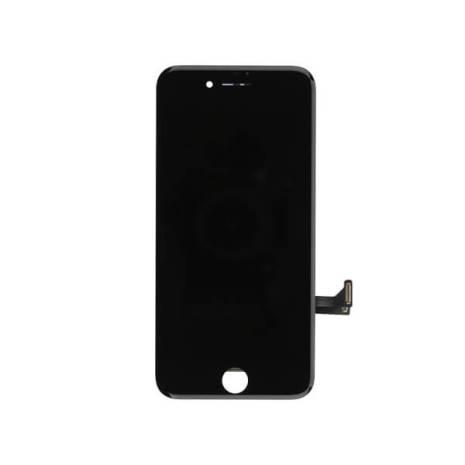 svart skärm iphone 10