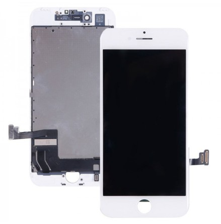 iPhone 7 - LCD Display Skärm (VIT)