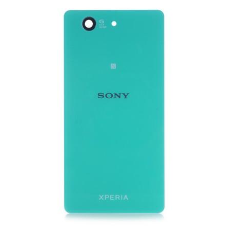 Sony Xperia Z3 Compact - Batterilucka/Baksida (Grön)