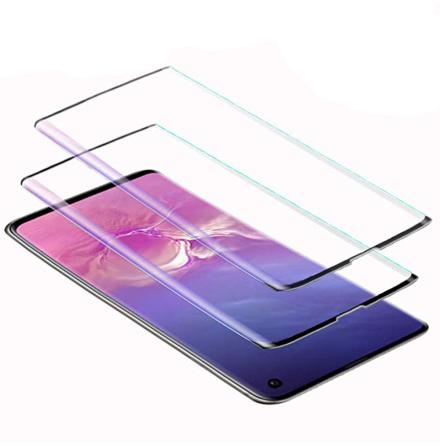 Samsung Galaxy S10+ Skärmskydd CASE-F HD-Clear ProGuard