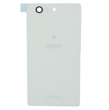Sony Xperia Z3 Compact - Batterilucka/Baksida (Vit)