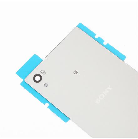 Sony Xperia Z5 - Batterilucka/Baksida Silver (Vit)