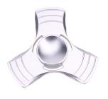 Fidget Spinner Metall Aluminium UFO-Spinner (Lång spinntid)