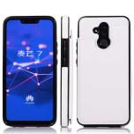 Huawei Mate 20 Lite - Praktiskt Stilsäkert Skal med Korthållare