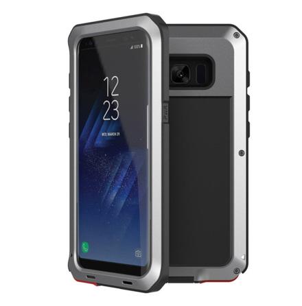 Samsung Galaxy S10 Plus - HEAVY DUTY Skyddsskal i Aluminium