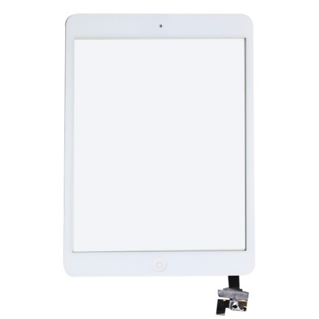 iPad Mini Touchscreen med Digitizer (VIT) Inklusive Hemknapp