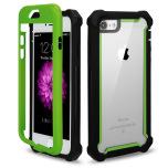 iPhone 6/6S - Stötdämpande Kraftfullt Fodral ARMY