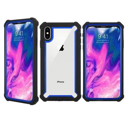 iPhone XS Max - Stötdämpande Kraftfullt Skyddsfodral