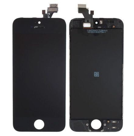iPhone 5 - LCD Display Skärm (SVART)