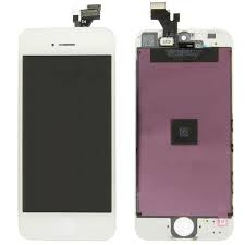 iPhone 5 - LCD Display Skärm (VIT)