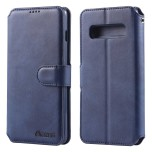 Samsung Galaxy S10E - Praktiskt Stilsäkert Plånboksfodral
