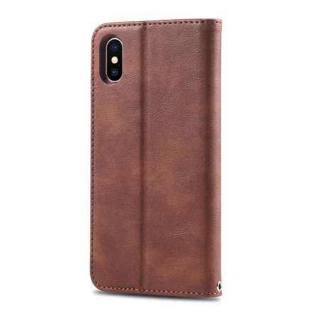 iPhone XS Max - Smart Praktiskt Plånboksfodral