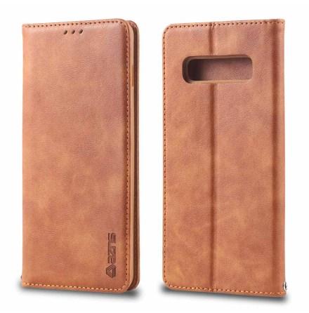 Samsung Galaxy S10 Plus - Smart Robust Plånboksfodral