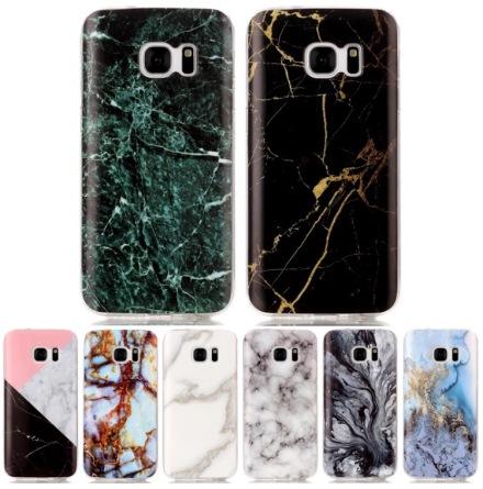 Galaxy s7 - NKOBEE  Marmormönstrat Mobilskal