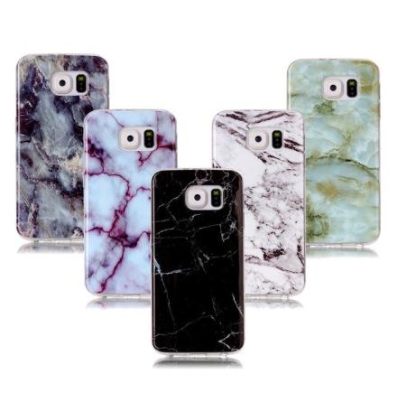 Galaxy s6 edge - NKOBEE  Marmormönstrat Mobilskal