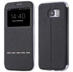 Samsung S8 Smartfodral med fönster och svarsfunktion