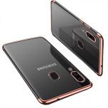 Samsung Galaxy A40 - Stötdämpande Kraftfullt Silikonskal Floveme
