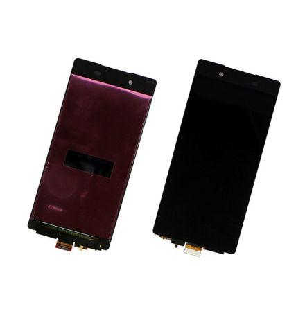 Sony Xperia Z3+ - LCD-Skärm (Display) SVART