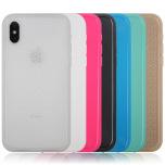 iPhone XS Max - Stötdämpande Vattentåligt Fodral (FLOVEME)