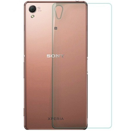 Sony Xperia Z1 - Skärmskydd (Både framsida och baksida ingår)