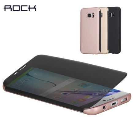 Galaxy S8 - ROCK Stilrent Transparent fodral (ORIGINAL)