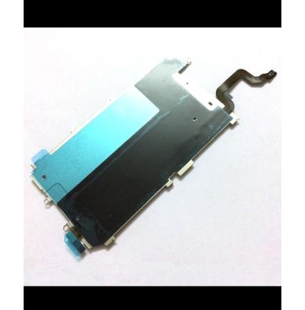 iPhone 6 - Metallskena med Hemknappsflexkabel