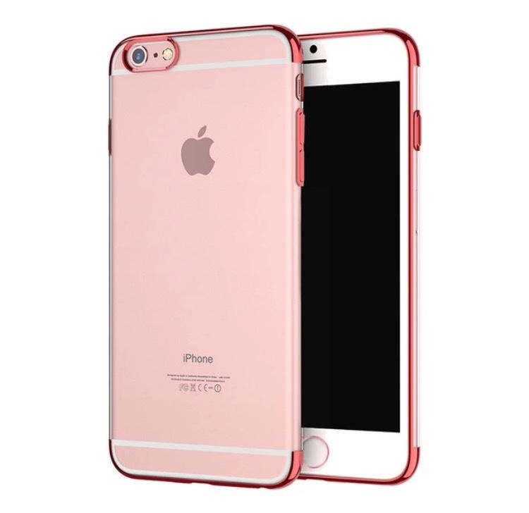 Artikelbild  iPhone 6 6S - Stilrent Silikonskal från FLOVEME 52cca1ab66d2c