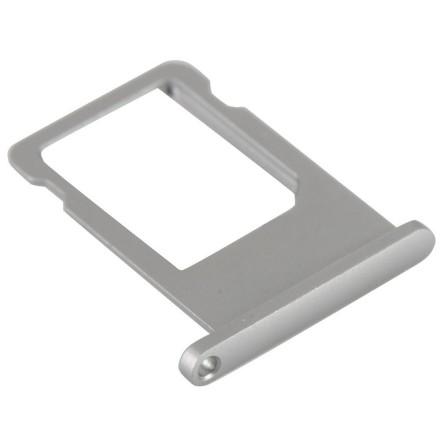 iPhone 6plus - Simkortshållare Silver